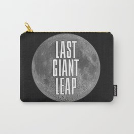 Last Giant Leap Carry-All Pouch