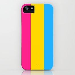 Pan Clan iPhone Case