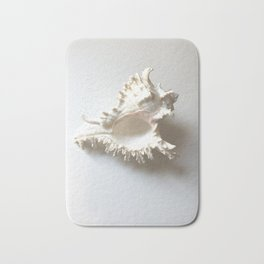 Conch Still Life Bath Mat