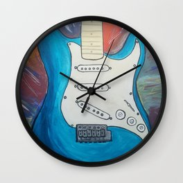 No Strings Attached Wall Clock