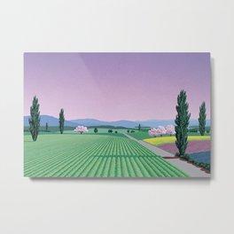 Hiroshi Nagai Art Print Posters Metal Print