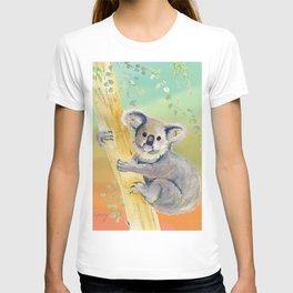 Colorful Koala  T-shirt