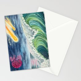 The Eighth Sea Stationery Cards