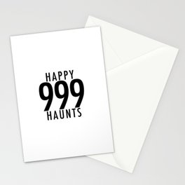 Haunted Mansion 999 Happy Haunts Stationery Cards