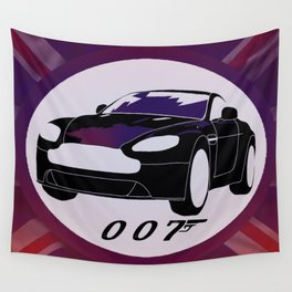 007 Aston Wall Tapestry