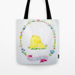 Mother's Day Birds Tote Bag
