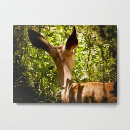 Deer Departed (2013) Metal Print