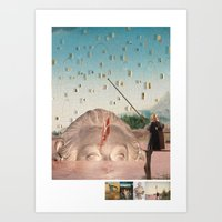 history Art Prints featuring history by Jamie Seaboch / EyeQ Innovations