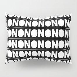 NO Pillow Sham