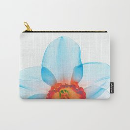 narcissus poeticus (feeling turquoise) Carry-All Pouch