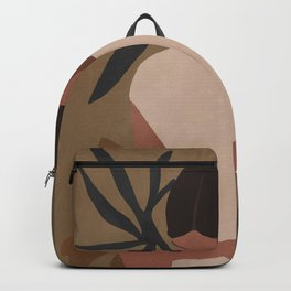 Tropical Girl 7 Backpack