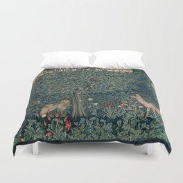 William Morris Greenery Tapestry Duvet Cover