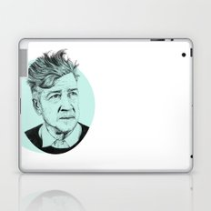 David Lynch Laptop & iPad Skin