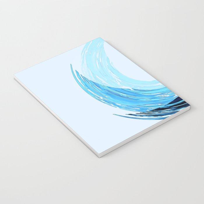 - La Vague - Notebook