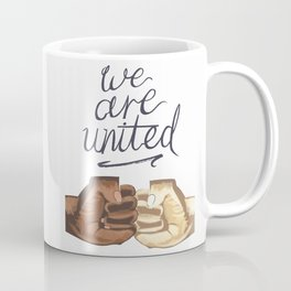 We Are United Coffee Mug