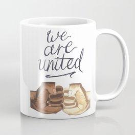 We Are United Coffee Mug