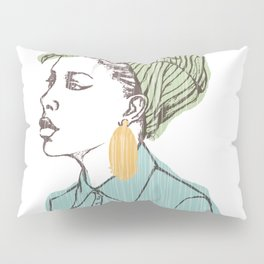 Bad Gal Pillow Sham