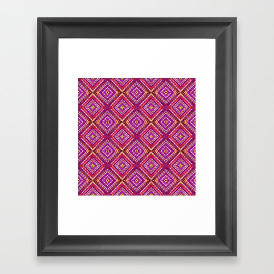 Tempo 5 Framed Art Print