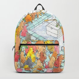 GAVIN DANCE IYENG 6 Backpack