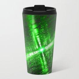 Emerald Tunnels Travel Mug