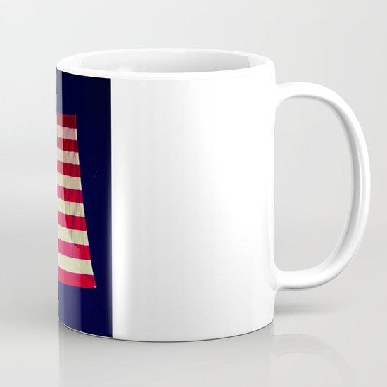 Wall flag Mug