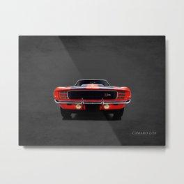 The Camaro Z/28 Metal Print