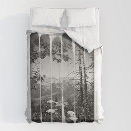 Contrast Comforters