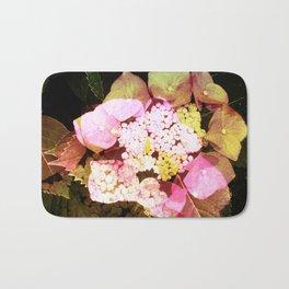 flower2 Bath Mat