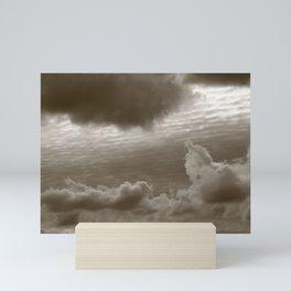Ocean of Clouds Mini Art Print