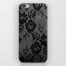 Romance in  Black & White iPhone & iPod Skin