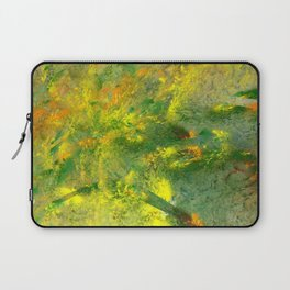 easy green and a live Laptop Sleeve