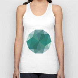 Shapes 011 Unisex Tank Top