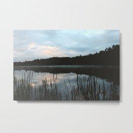 Lake Mansfield VII Metal Print