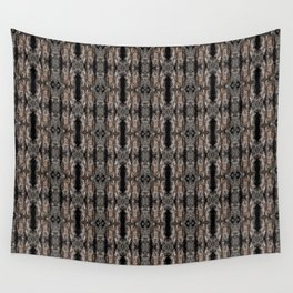 Pine Bark Pattern by Debra Cortese Design Wall Tapestry