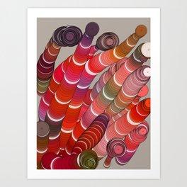 WURM #1 Art Print