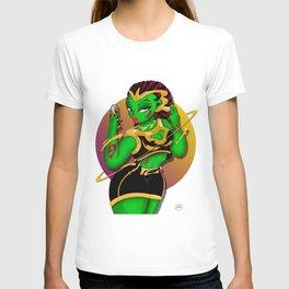 Alien B-Girl Selfie T-shirt