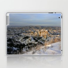 The Bad Lands of North Dakota Laptop & iPad Skin