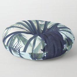 Tropical Tranquillity Floor Pillow