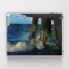 Beneath the Pier Laptop & iPad Skin