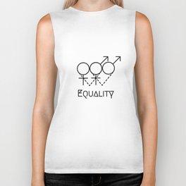 Marriage Equality Biker Tank