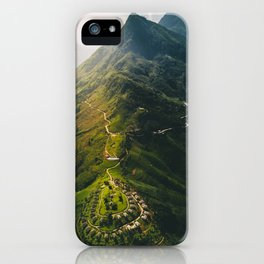 Northern Vietnam, Sapa iPhone Case