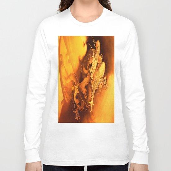 Destiny Of A Dragon Long Sleeve T-shirt