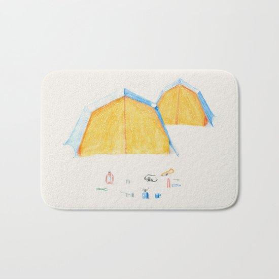 Le Camping Bath Mat