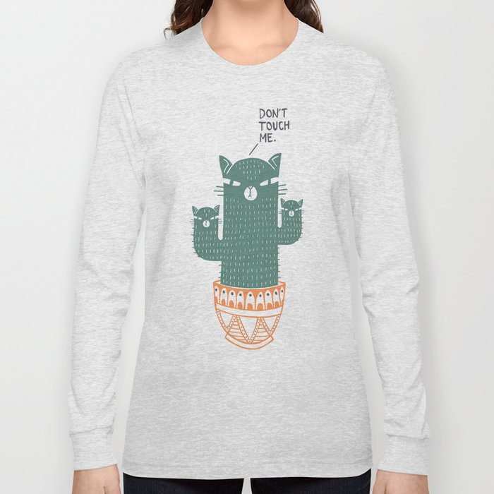 Catcus Long Sleeve T-shirt