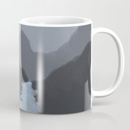 the center will not hold Coffee Mug