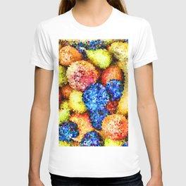 crystallized fruits T-shirt