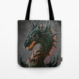 Regal Dragon Tote Bag