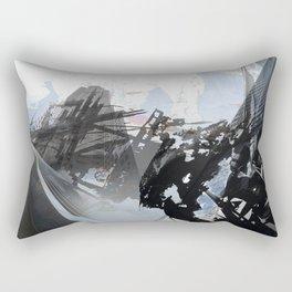 New town Rectangular Pillow