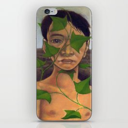 Ivy iPhone Skin
