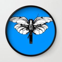 """Koloman (Kolo) Moser """"Butterfly design"""" (2) Wall Clock"""